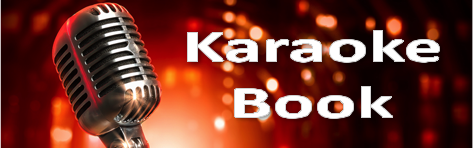 Karaoke Book | The Prince of Wales, Brighton